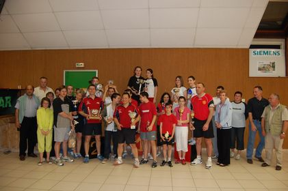 remise trophee Association Sportive Tennis de Table Montbeugny Auvergne ASTTMA ASTTM